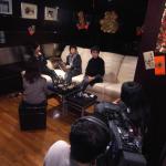 TVB 訪問錄影