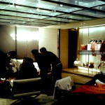 An afternoon @ LV VIP Fitting Room