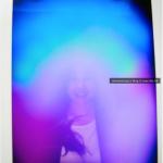 我拍了第一張彩光氣場照!