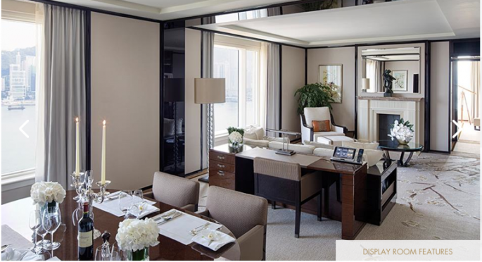 The Peninsula Hong Kong 這個 Grand Deluxe Harbour View Room 是我出嫁的場地選擇,Love!