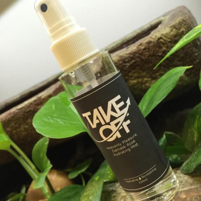 Take Off 是我最近大愛的本地薑有機品牌,這瓶 mist 當toner 用簡直 100 分!(查$650/100ml 詢: 2892 0133)