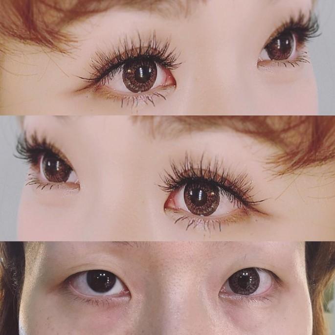 Onion 化的眼妝,確有一手!就像她說:「我會把你化的完美和好年輕!」SHE can do it!